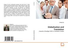 Bookcover of Globalization and Translation