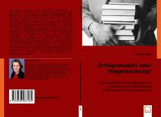 Bookcover of Erfolgsmodell oder Mogelpackung?