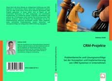 Bookcover of CRM-Projekte
