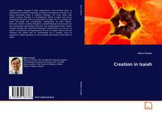 Bookcover of Creation in Isaiah