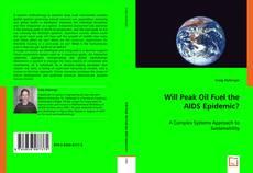 Borítókép a  Will Peak Oil Fuel the AIDS Epidemic? - hoz