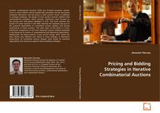 Capa do livro de Pricing and Bidding Strategies in Iterative Combinatorial Auctions