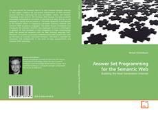 Couverture de Answer Set Programming for the Semantic Web
