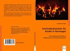 Bookcover of Kriminalprävention für Kinder in Norwegen