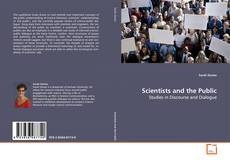 Bookcover of Scientists and the Public