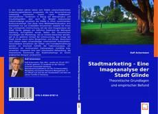 Bookcover of Stadtmarketing - Eine Imageanalyse der Stadt Glinde