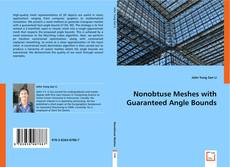 Buchcover von Nonobtuse Meshes with Guaranteed Angle Bounds