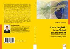 Bookcover of Lean Logistic in a Global Environment