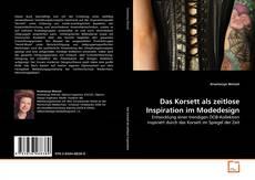 Copertina di Das Korsett als zeitlose Inspiration im Modedesign