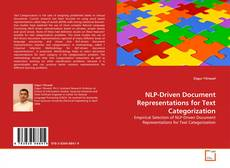 Bookcover of NLP-Driven Document Representations for Text Categorization