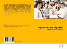 Couverture de Experiments for Beginners