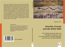 Portada del libro de Amerika, Europa und die Dritte Welt