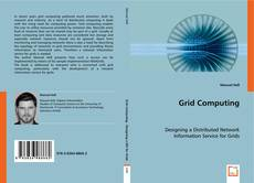 Bookcover of Grid Computing