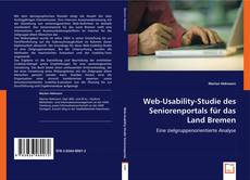 Capa do livro de Web-Usability-Studie des Seniorenportals für das Land Bremen