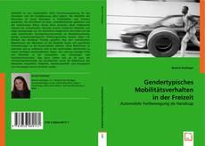 Buchcover von Gendertypisches Mobilitätsverhalten in der Freizeit