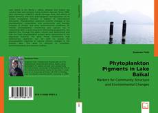 Couverture de Phytoplankton Pigments in Lake Baikal
