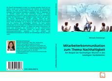Bookcover of Mitarbeiterkommunikation zum Thema Nachhaltigkeit