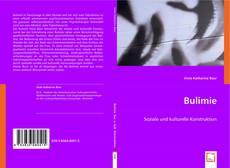 Portada del libro de Bulimie