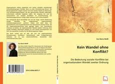 Buchcover von Kein Wandel ohne Konflikt?