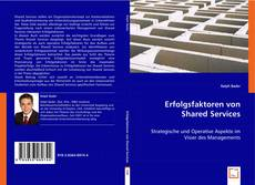 Portada del libro de Erfolgsfaktoren von Shared Services