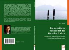 Die genetische Variabilität des Hepatitis C Virus kitap kapağı