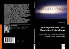 Modellgetriebene Data-Warehouse-Entwicklung kitap kapağı