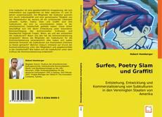 Buchcover von Surfen, Poetry Slam und Graffiti
