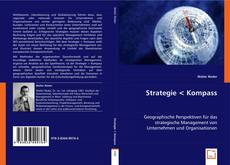 Buchcover von Strategie  Kompass
