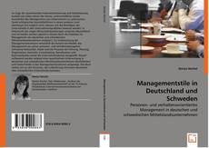 Borítókép a  Managementstile in Deutschland und Schweden - hoz
