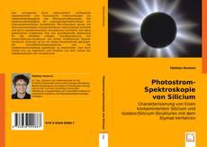 Buchcover von Photostrom-Spektroskopie von Silicium