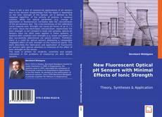 Capa do livro de New Fluorescent Optical pH Sensors with Minimal Effects of Ionic Strength