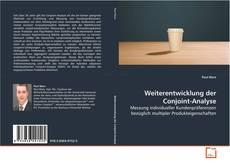 Copertina di Weiterentwicklung der Conjoint-Analyse