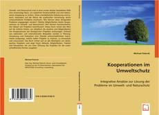 Обложка Kooperationen im Umweltschutz