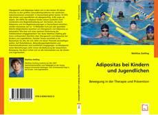 Bookcover of Adipositas bei Kindern und Jugendlichen