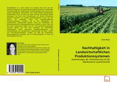 Bookcover of Nachhaltigkeit in Landwirtschaftlichen Produktionssystemen