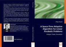 Copertina di A Space-Time Adaptive Algorithm for Linear Parabolic Problems