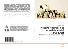Portada del libro de Pteridine reductase 1 as an antileishmanial drug target