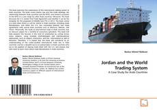 Buchcover von Jordan and the World Trading System