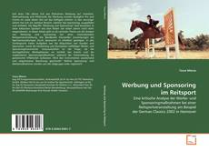 Bookcover of Werbung und Sponsoring im Reitsport