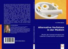 Bookcover of Alternative Verfahren in der Medizin