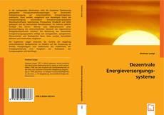 Borítókép a  Dezentrale Energieversorgungssysteme - hoz