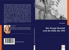 Buchcover von Der Krupp-Skandal und die Rolle der SPD