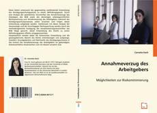 Buchcover von Annahmeverzug des Arbeitgebers