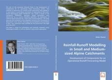 Borítókép a  Rainfall-Runoff Modelling in Small and Medium-sized Alpine Catchments - hoz