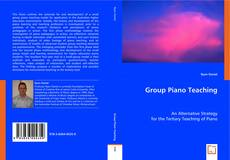 Group Piano Teaching的封面