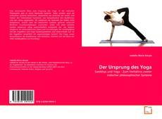 Couverture de Der Ursprung des Yoga