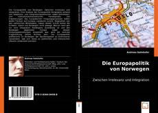 Bookcover of Die Europapolitik von Norwegen