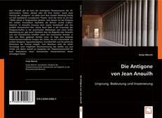 Couverture de Die Antigone von Jean Anouilh