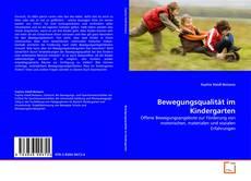 Portada del libro de Bewegungsqualität im Kindergarten