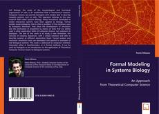 Formal Modeling in Systems Biology kitap kapağı